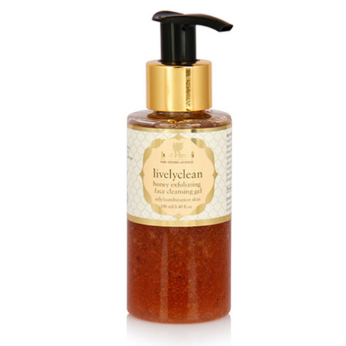 Honey Exfoliating Face Cleansing Gel