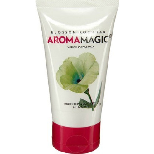 Aroma Magic Green Tea Face Mask