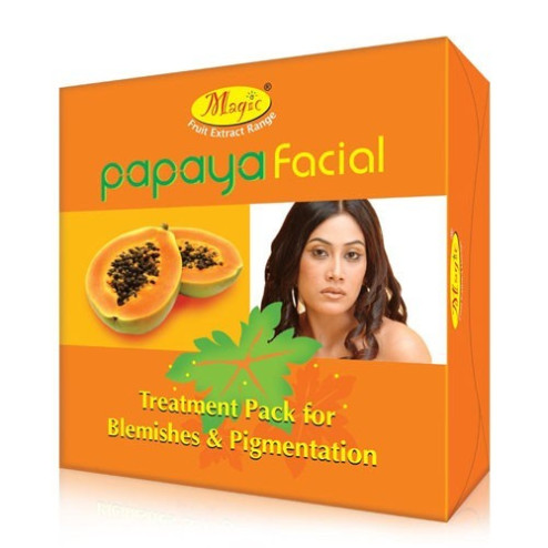 Natures Essence Papaya Facial Treatment Kit