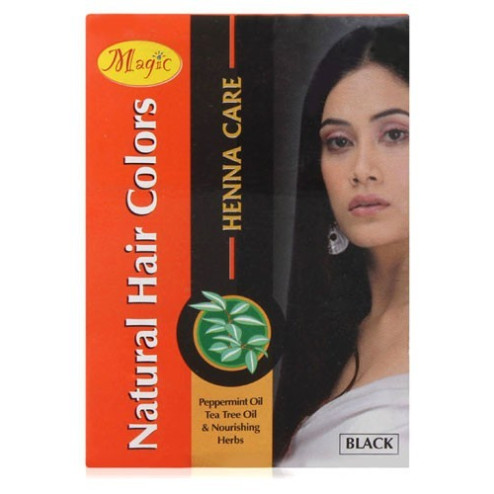 Black Natural Hair Color (Nature Essence)