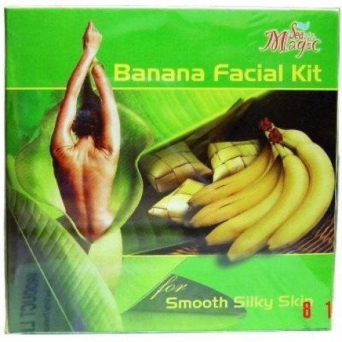 Banana Facial Kit (Nature Essence)