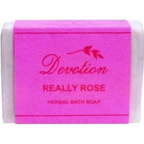 Rose Herbal Bath Soap (Devotion)