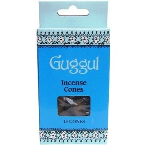 Guggul Incense Cones