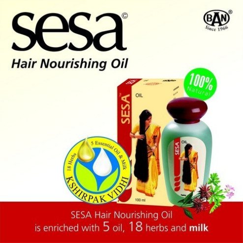 Sesa Hair Oil (Ban Labs)