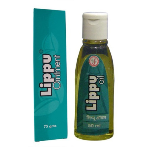 Lippu Oil and Ointment Combo Pack