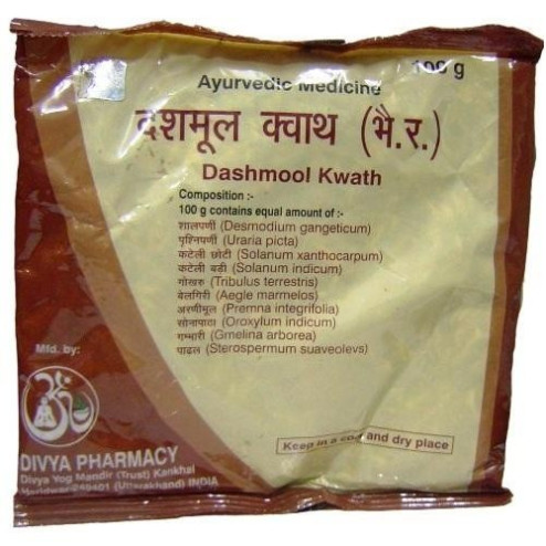 Divya Dashmool Kwath Powder