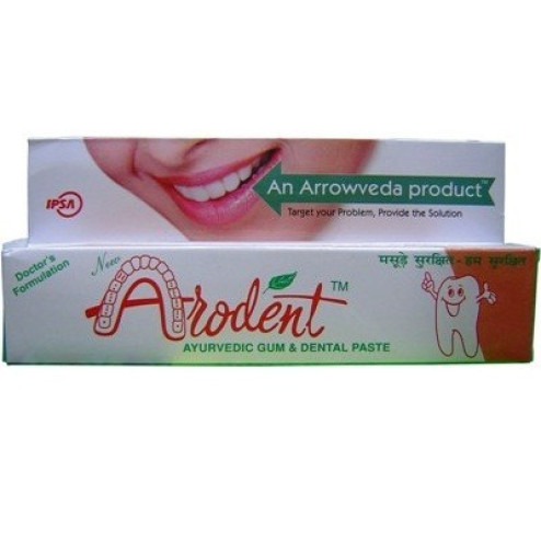 Arodent Ayurvedic Tooth Paste