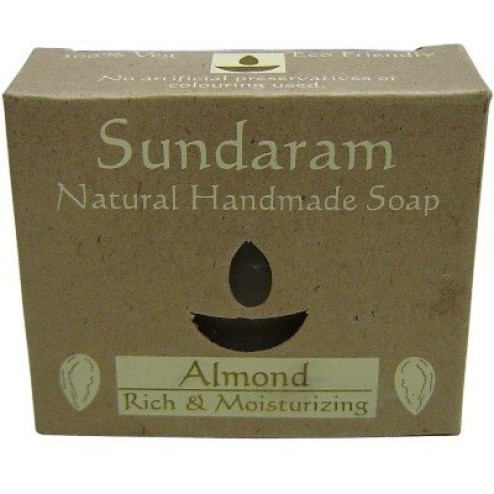 Real Almond Soap (Sundaram)