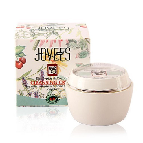 Eucalyptus & Coconut Cleansing Cream (Jovees)