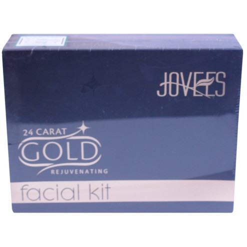 24 Carat Gold Rejuvenating Facial Kit (Jovees)