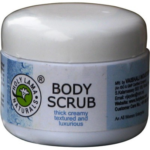 HOLY LAMA BODY SCRUB