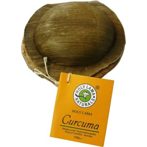 HOLY LAMA CURCUMA SOAP