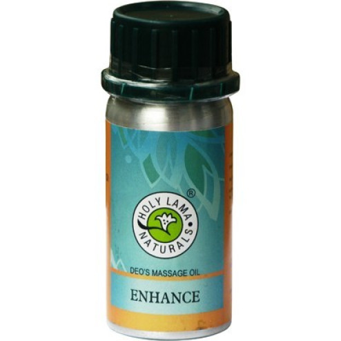 HOLY LAMA ENHANCE MASSAGE OIL