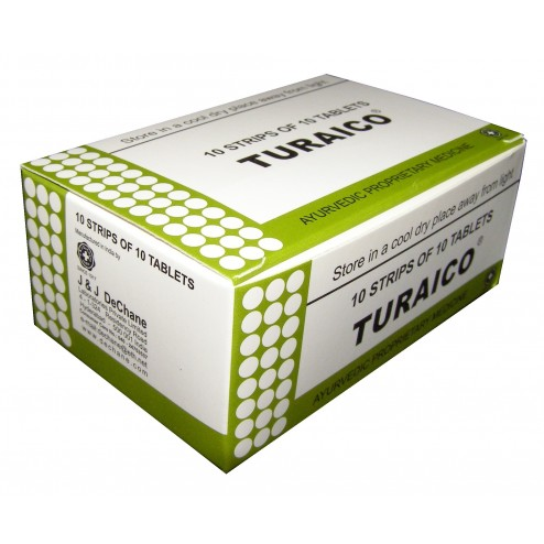Turaico Tablets (J & J DeChane)