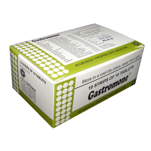 Gastromone Tablets (J & J DeChane)