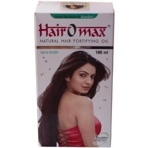 Hair O Max Natural Fortifying Oil