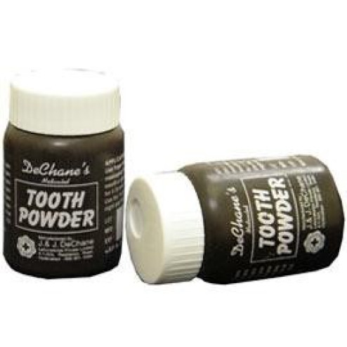 J and J Dechanes Toothpowder