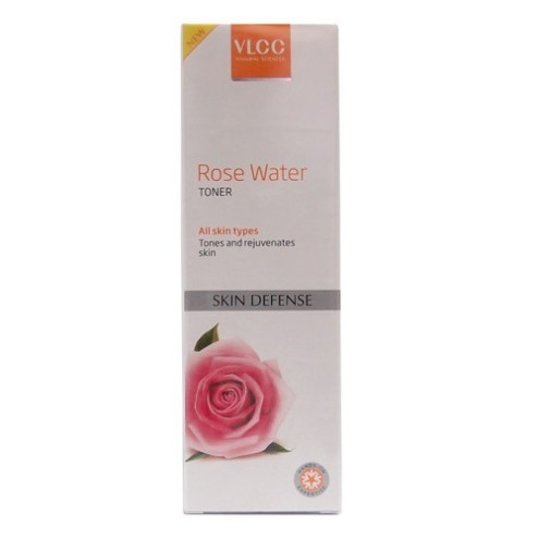 VLCC Natural Skin Defense Rose Water Toner