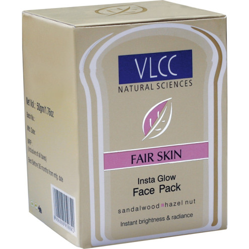VLCC Natural Sciences Insta Glow Face Pack