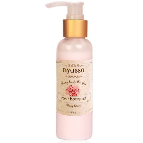 Nyassa Rose Bouquet Body Lotion