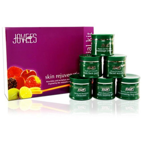 Skin Rejuvenation Fruit Facial Kit (Jovees)