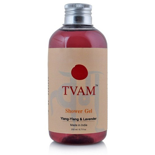 Tvam Shower Gel Ylang Ylang & Lavender