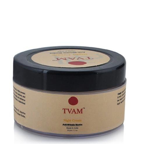 Tvam Anti Wrinkle Night Cream