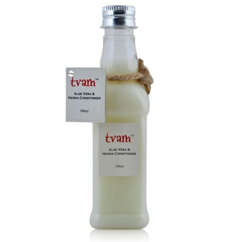 Tvam Hair Conditioner Aloe Vera & Henna