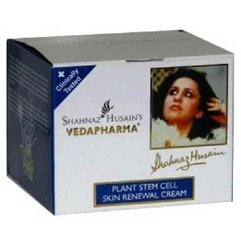 Shahnaz Plant Stem Cell Skin Renewal Cream
