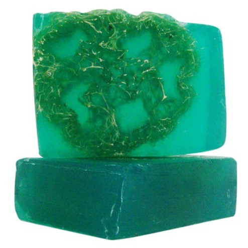 Nyassa Under The Ocean Loofah Soap