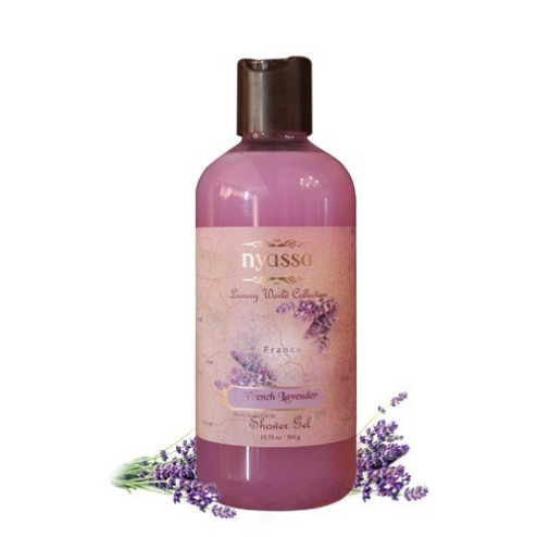 Nyassa French Lavender Shower Gel