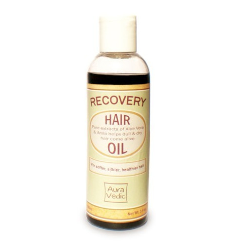 Aura Vedic Recovery Hair Oil & Healthier Hair