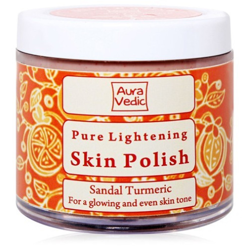 Aura Vedic Pure Lightening Skin Polish