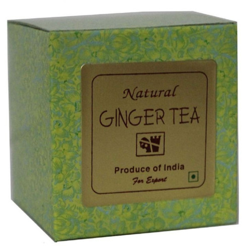Ginger Tea Carton