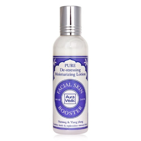 Aura Vedic Pure De Stressing Moisturizing Lotion