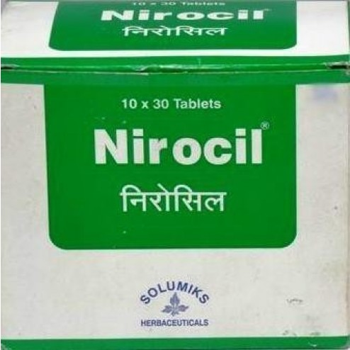 Nirocil Tablets