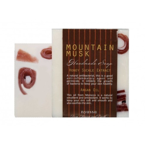 Nyassa Mountain Musk Soap