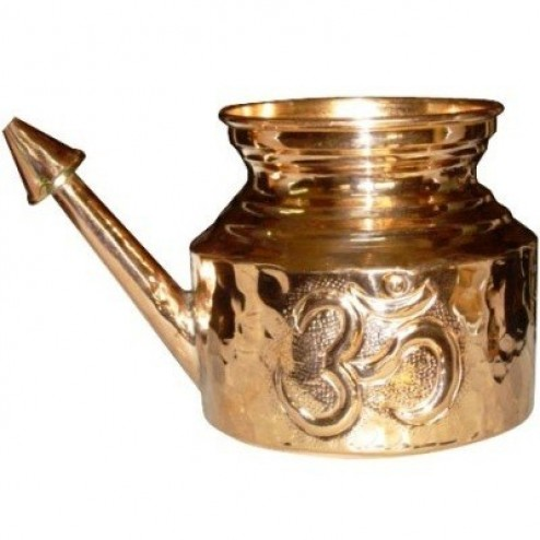 Copper Lota Jal Neti Pot