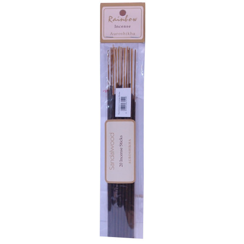 Auroshikha Sandalwood Incense 20 Sticks