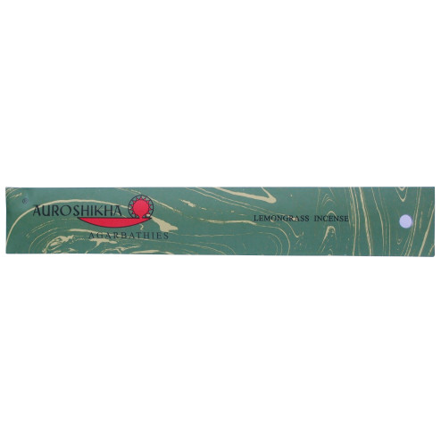 Auroshikha Lemongrass Incense 10gm