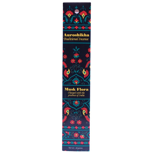 Musk Flora Traditional Incense 10gm