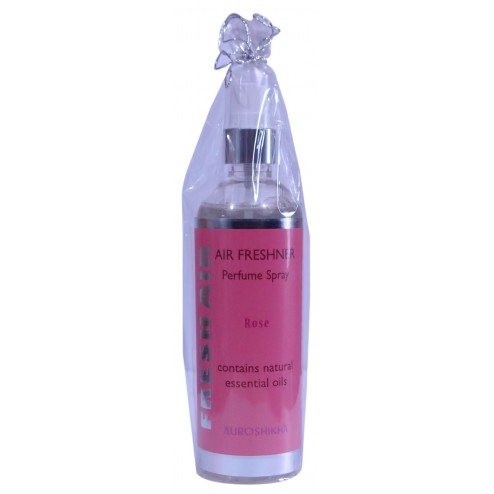 Auroshikha Perfume Spray Rose Essential Oil 200ml