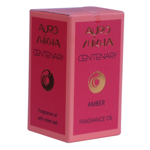 Auroshikha Centenary Amber Fragrance Oil 5ml
