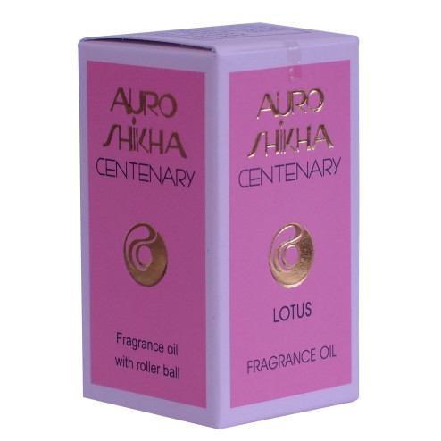 Auroshikha Centenary Lotus Fragrance Oil 5ml