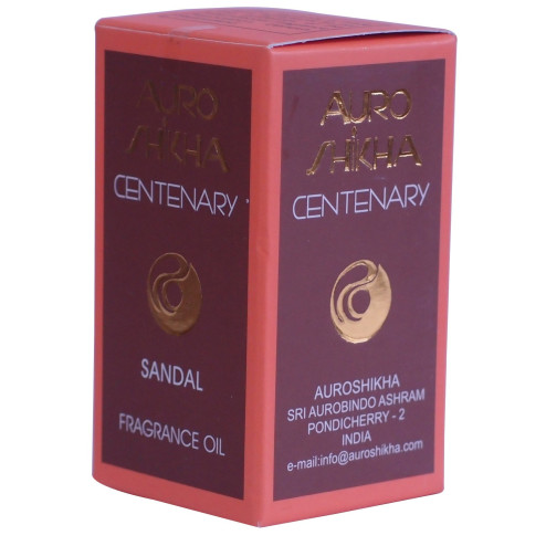 Auroshikha Centenary Sandal Fragrance Oil 5ml