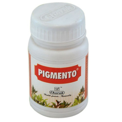 Charak Pigmento Tablets