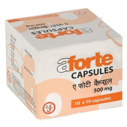 Dr. JRK Siddha A Forte Capsules