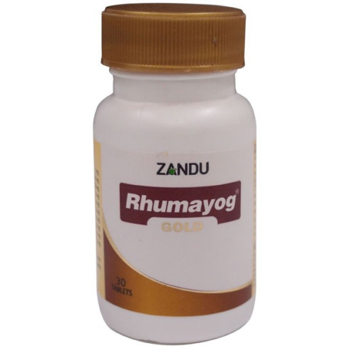 Zandu Rhumayog Gold Tablets
