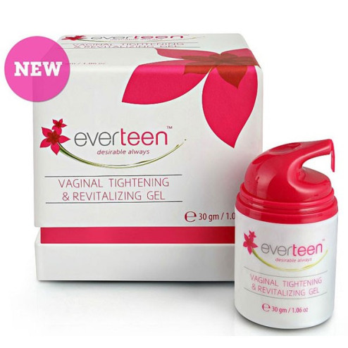 Everteen Vaginal Tightening & Revitalizing Gel