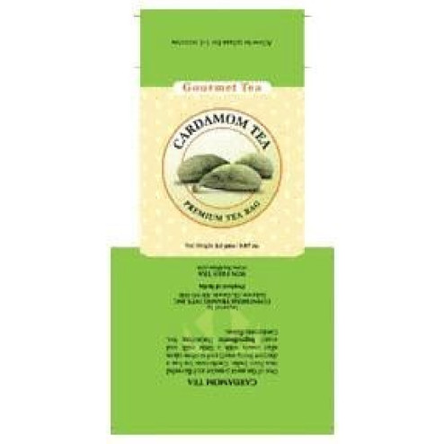 Cardamom Tea Bag Carton